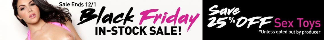 Buy Sex Toys for Black Friday, 25% off now image