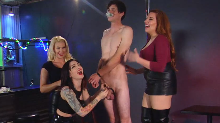 See Some of Our Vicious Dommes! image
