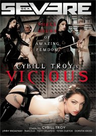 Cybill Troy Is Vicious