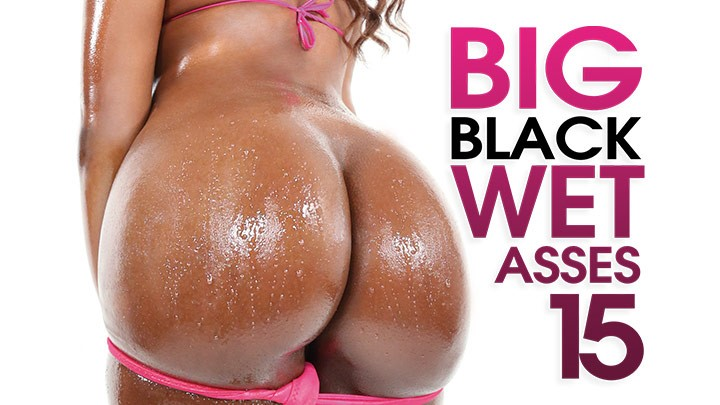 Behind the Scenes of Big Black Wet Asses 15