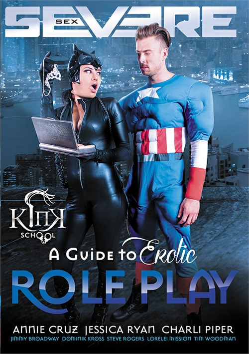 Kink School Guide to Erotic Role Play Boxcover