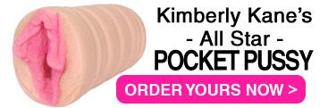Kimberly Kanes pocket pussy image