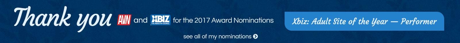 Jodi West Nominations Banner